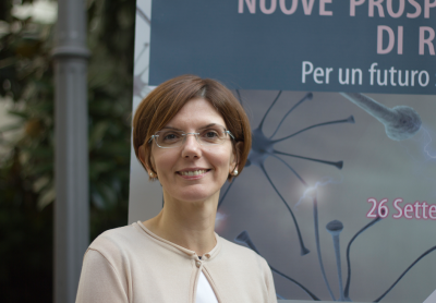 Stefania Pozzi : Operation Manager