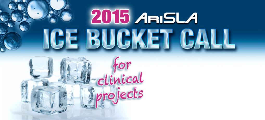 """ICE BUCKET CALL FOR CLINICAL PROJECTS"""